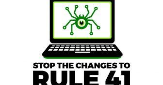 """אל תתנו לממשלת ארה""""ב לחדור למחשבים שלנו- עצרו"""