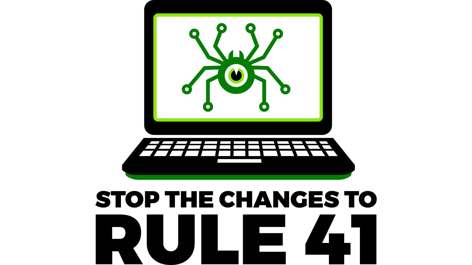"""אל תתנו לממשלת ארה""""ב לחדור למחשבים שלנו- עצרו את השינוי לחוק 41"""