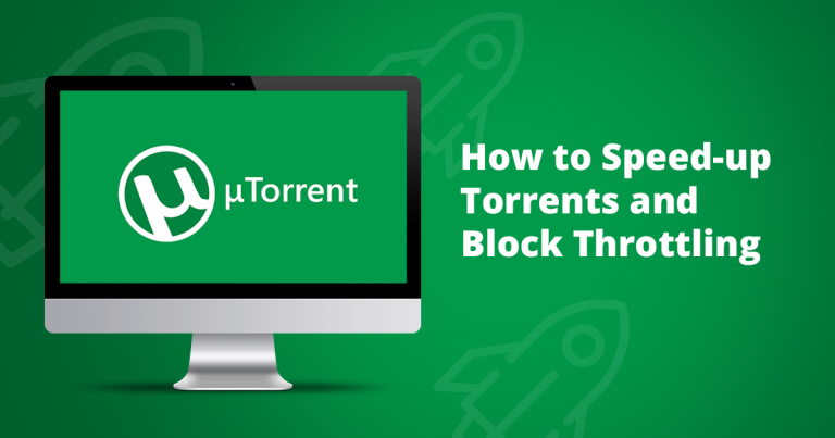 Speed up torrents